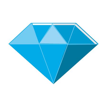 A beautiful gem diamond to luxury use