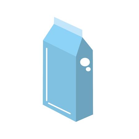 Cereal food to eat in the breakfast vector illustration. Ilustração