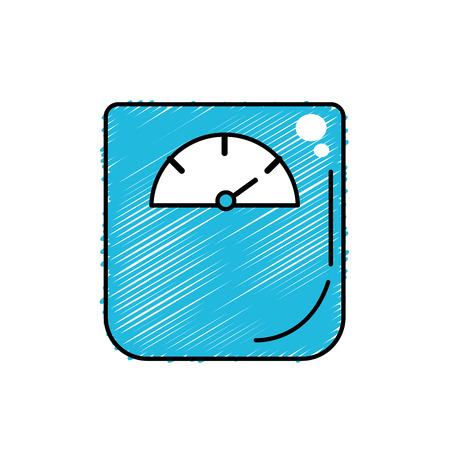 キログラムを測定する重量機械機器
