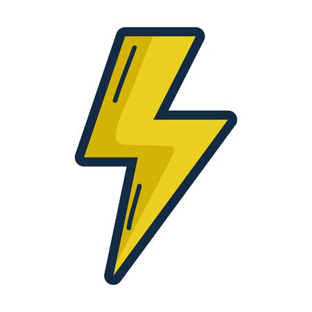 energy hazard sign to electrical warning