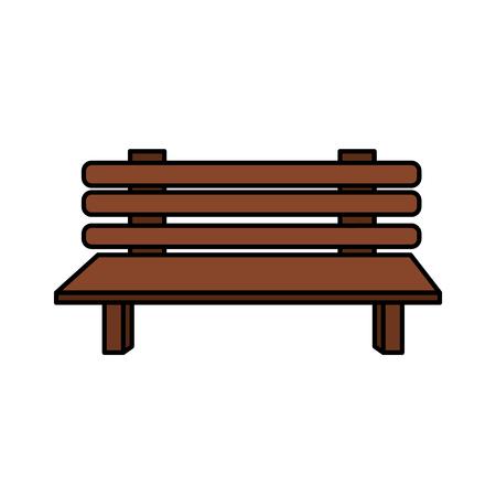 Chaise confortable à l'icône de l'objet de relaxation Banque d'images - 80265031