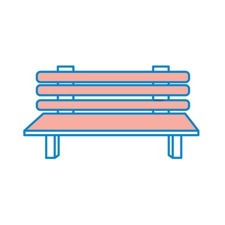 Chaise confortable à l'icône de l'objet de relaxation Banque d'images - 80451385