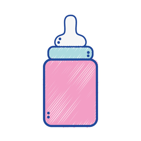 baby feeding bottle to drink