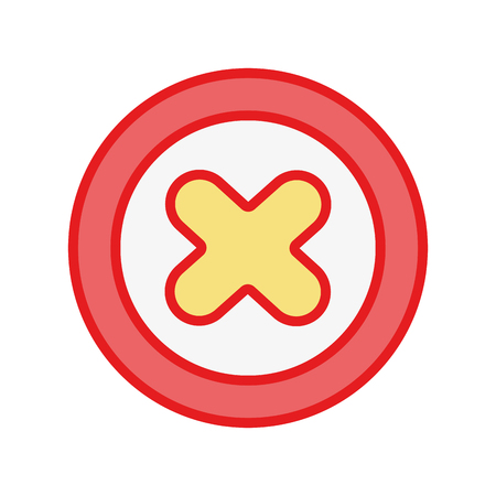 x network symbol to web connection