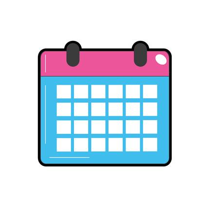 calendar to organizar important events