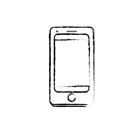 using smartphone: figure technology smartphone to electronic communication