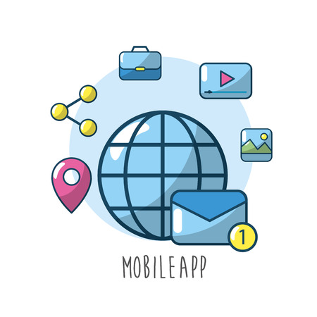 technology apps connection media server