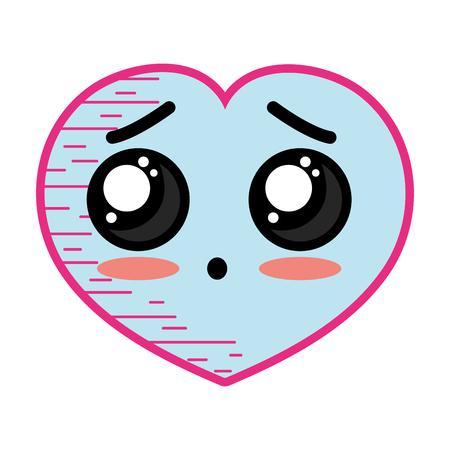 kawaii cute tender heart love