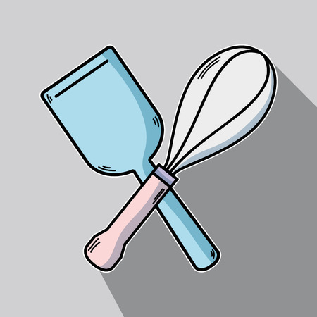 cuisine utensils object to used in the kitchen Imagens - 83738972