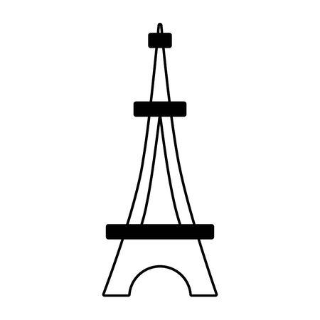 Eiffel tower architecture construction