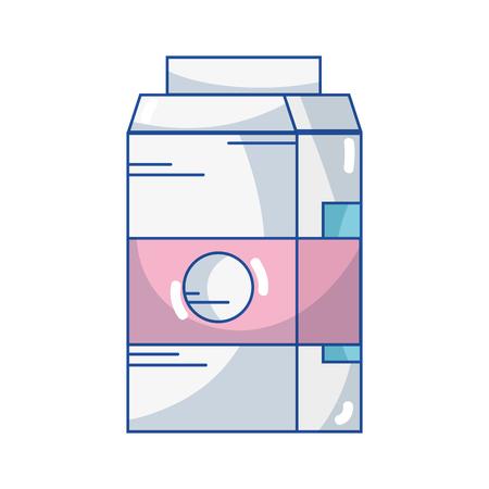 Delicious milk boxes