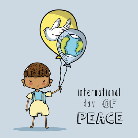 hopeful: national peace and love day to global harmony