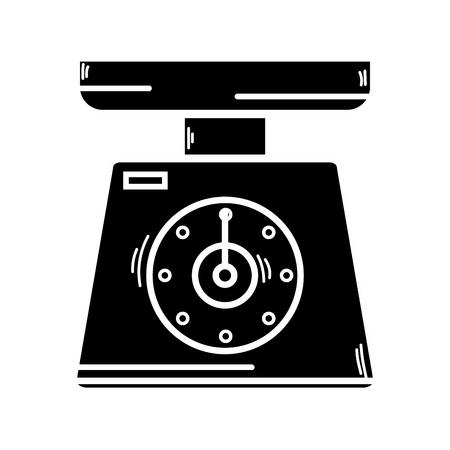 輪郭スケール重量マシン キッチン用品