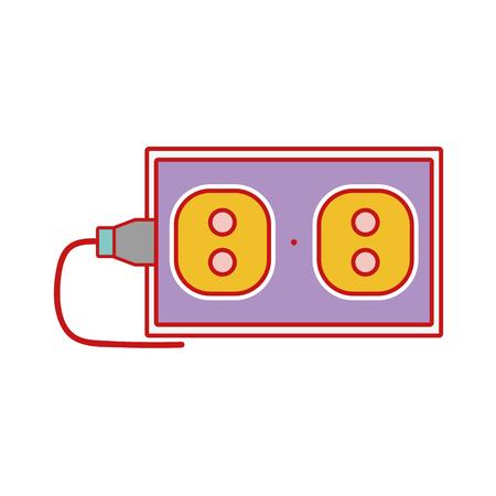 unplug: electric plug power technology connect