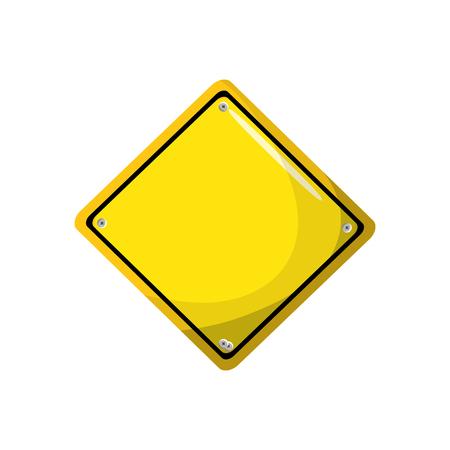 Metal emblem notices and frame design vector illustration Illustration