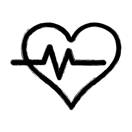 systole: figure heartbeat vital sign to ekg frequency