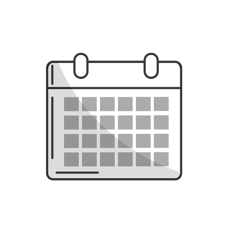 planner: line calendar to organizar important events
