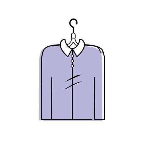 man shirt casual design style