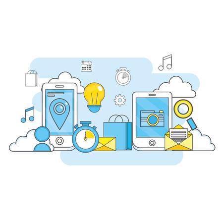 smartphone apps technology social media