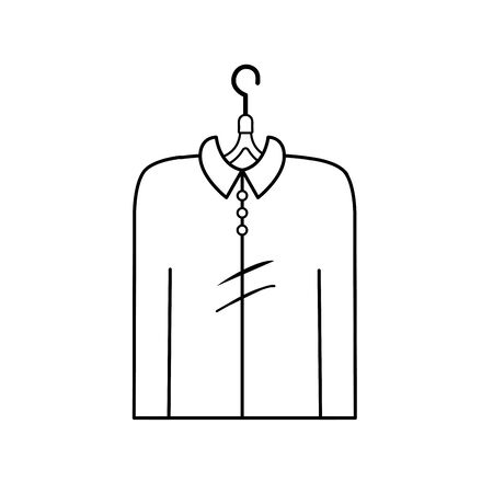 line man shirt casual design style
