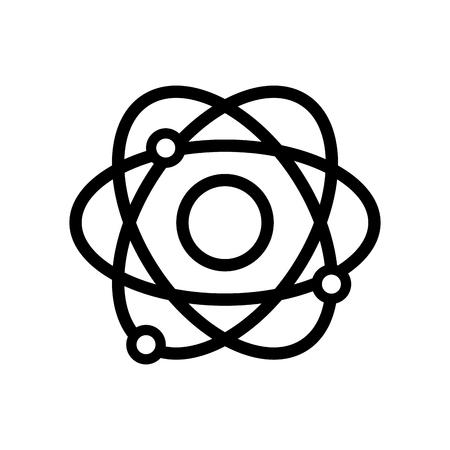 line physics orbit atom chemistry education