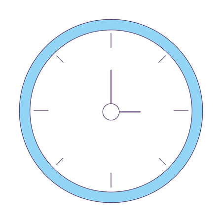 Isolated clock design
