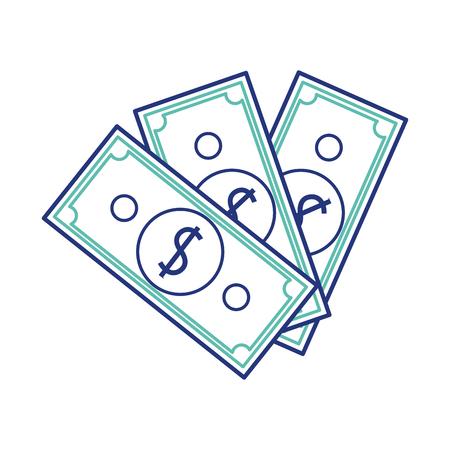 Isolated bills design