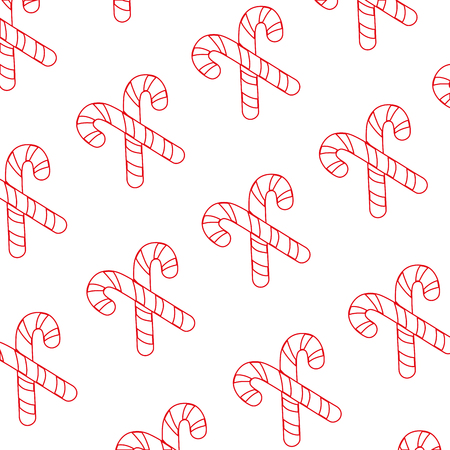Candy cane pattern.