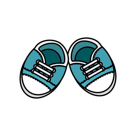 Baby shoe design