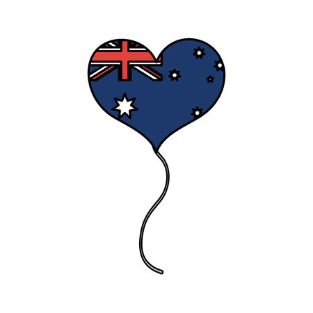 Australian balloon design