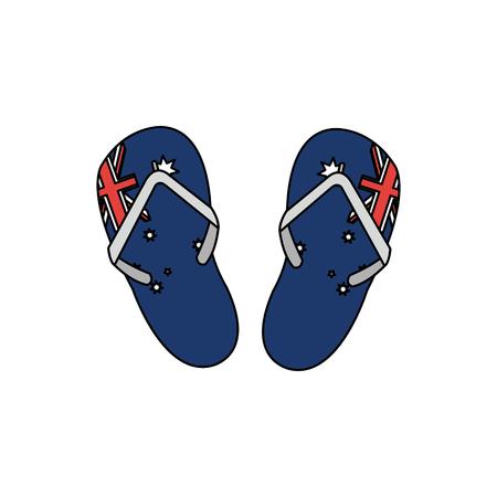 Australia sandals design