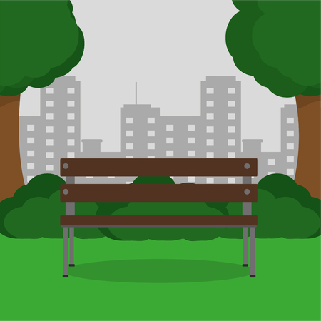 Bench and park design