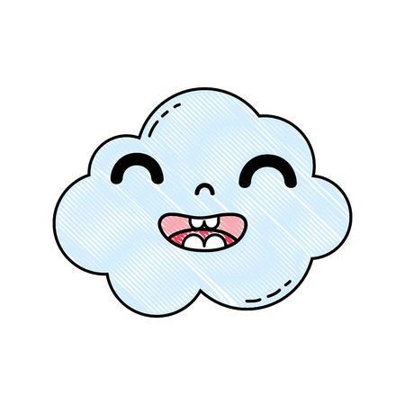 grated happy and cute cloud   weather