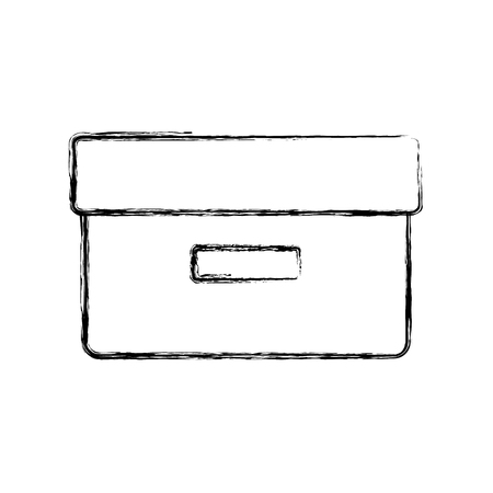 figure work box package object design
