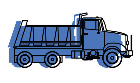 Isolated truck design