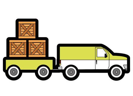 Box and truck design