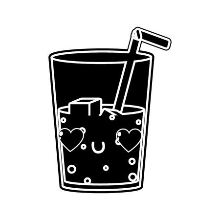 Isolated glass design illustration. Фото со стока - 93688673
