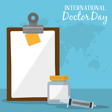 Doctors day design