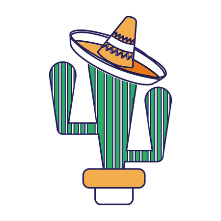 Isolated cactus design