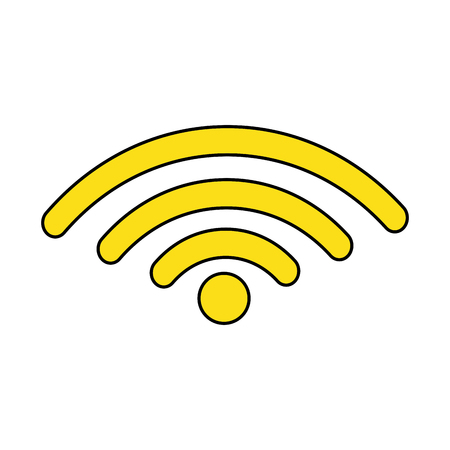 Isolated wireless fidelity connection design.