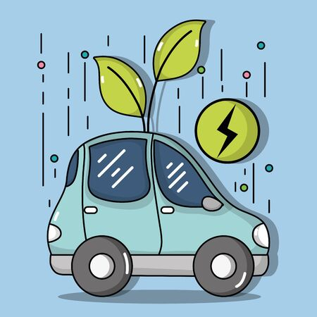 energy electric car to ecology care