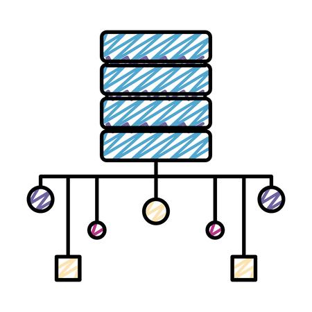 doodle data center hard disk server