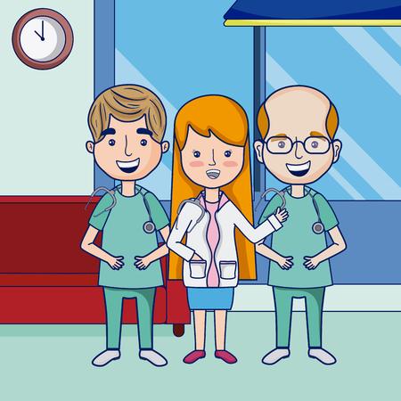 Funny doctors cartoons