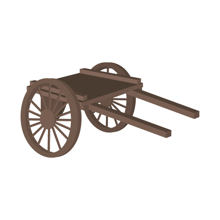 handcart transportation delivery service equipment
