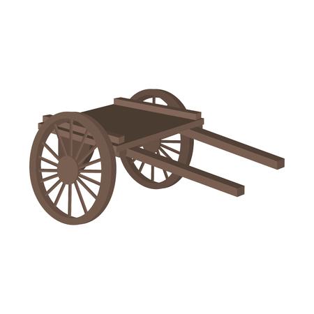 handcart transportation delivery service equipment