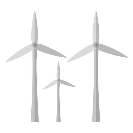 nature wind mill industry ecology protection