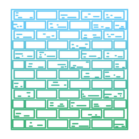 degraded line structure brick wall texture block