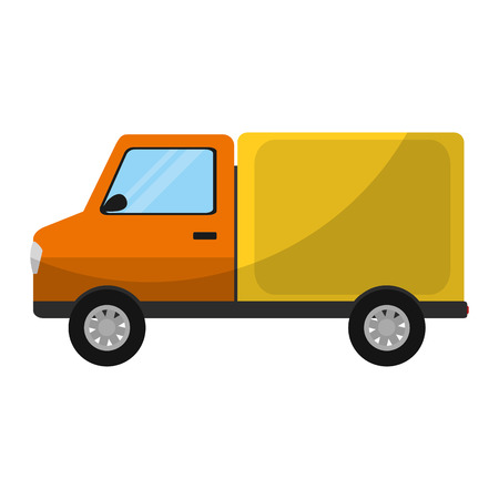 trunk tranport delivery vehicle service
