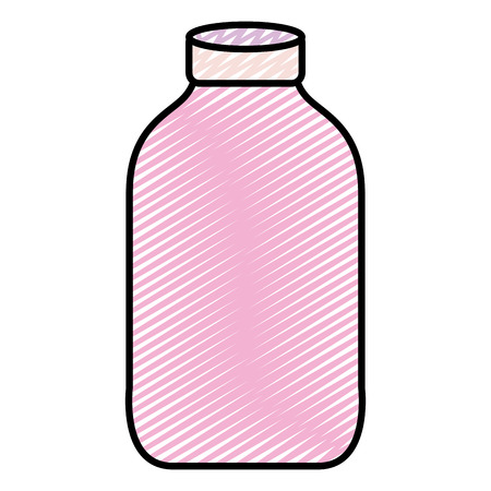 doodle nice clean bottle glass object