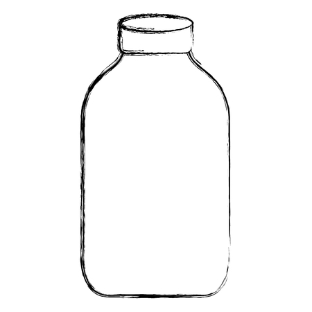 grunge nice clean bottle glass object